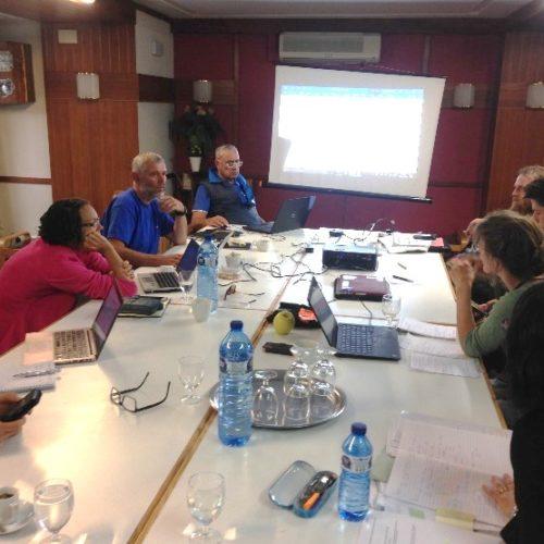 EZ 7 Second BOSS Partnership Meeting